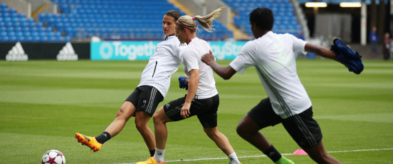 fussball frauen champions league
