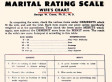 The Marital Rating Scale: And You Thought 'Mad Men' Was Sexist...