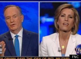 Bill Oreilly Laura Ingraham