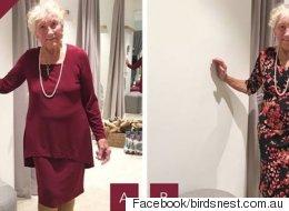 93세 예비 신부가 인터넷의 도움을 받다(사진)