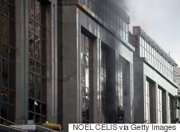 IS가 필리핀 호텔 총격사건의 배후로 자처하다