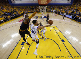 NBA-Finals im Live-Stream: Golden State Warriors - Cleveland Cavaliers online sehen, so geht's