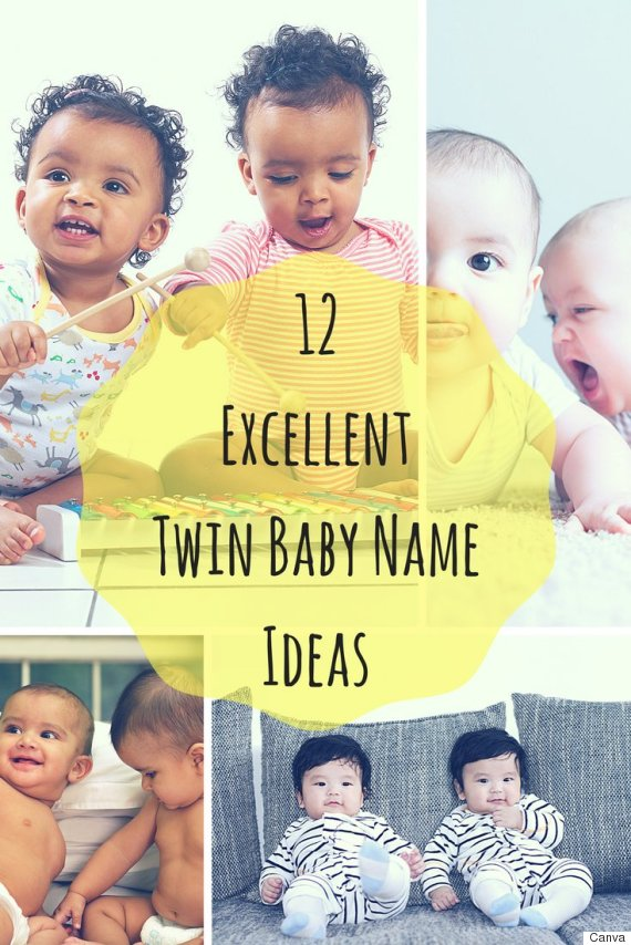 twin baby name ideas