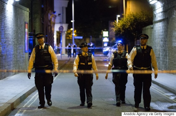 NewsAlert: 12 people arrested after London Bridge attack, police say