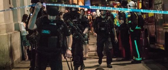TERROR LONDON