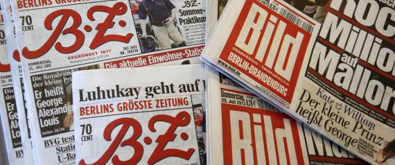 GERMAN PRINT MEDIA
