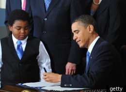 Obama Signs Health Reform