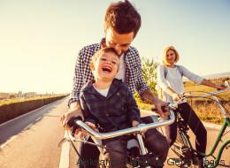 8 praktische Tipps zum Fahrradfahren mit Baby