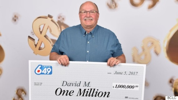 Kelowna man buys winning lotto ticket on his birthday