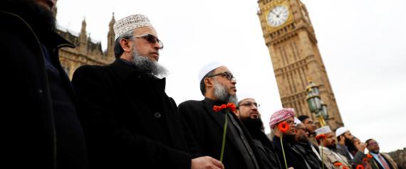 MUSLIMS LONDON