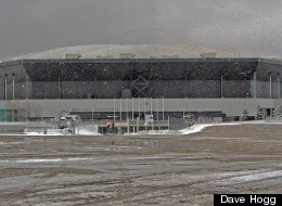 Silverdome Tax Break