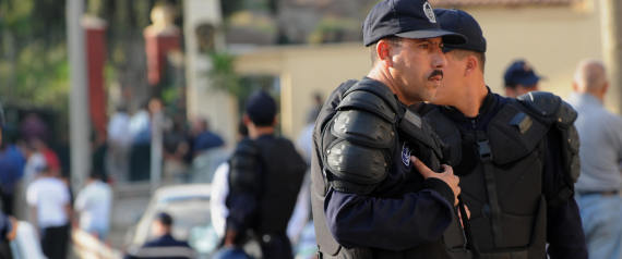 POLICE ALGIERS