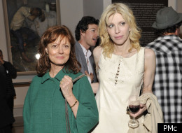 Susan Sarandon Courtney Love