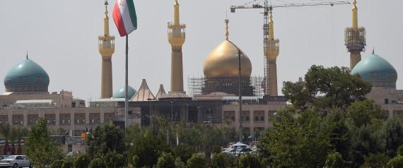 IRAN KHOMEINI MAUSOLEUM