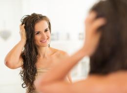 لصحة وجمال شعرك..  مكونات من