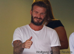 David Beckham postet ein Foto mit seiner Tochter - die Reaktion einiger Fans sorgt für Kopfschütteln