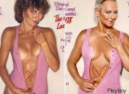 Elles recréent leur couverture de Playboy 30 ans après