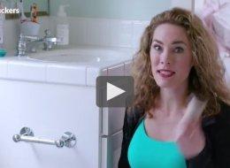 Cette mère n'en peut plus de changer le rouleau de papier de toilette (VIDÉO)