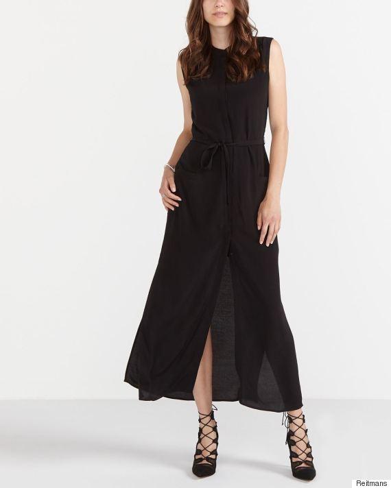 reitmans maxi dress