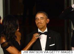 미셸 오바마가 폭로한 오바마 턱시도의 비밀