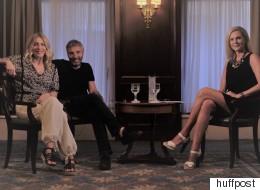 Η Σμαράγδα Καρύδη και ο Θοδωρής Αθερίδης μιλούν για την κοινή τους πορεία στη ζωή, τον κινηματογράφο και το θέατρο