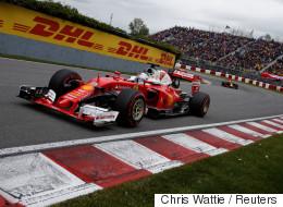 Grand Prix du Canada: 98,5 millions pour cinq ans de plus (La Presse)