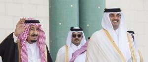 Tamim The King Salman