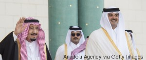 TAMIM THE KING SALMAN