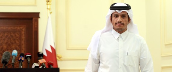 QATAR FOREIGN MINISTER