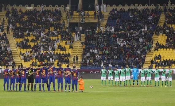 saudi barcelona ahli