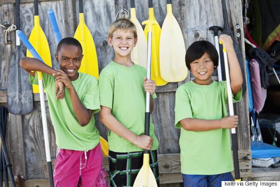 boys summer camp