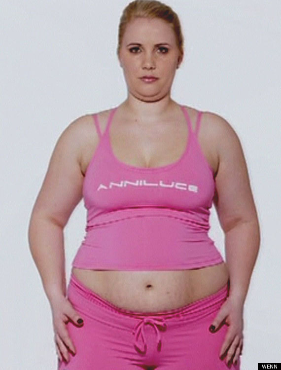 Claire Richards Fat