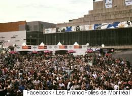 Départ canon pour la 29e édition des FrancoFolies