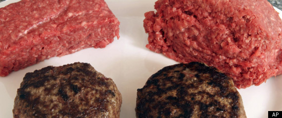 PINK SLIME GROUND BEEF TASTE TEST
