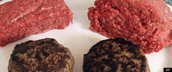 PINK SLIME GROUND BEEF TASTE TEST