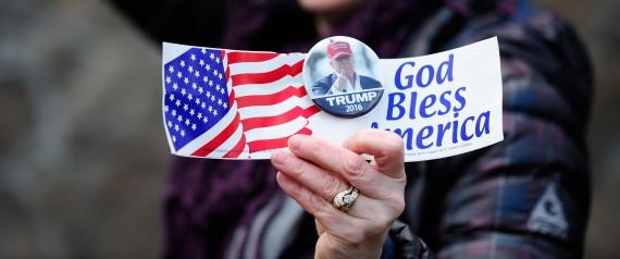 GOD BLESS AMERICA TRUMP