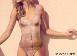 Le maillot de bain poils, la fausse bonne idée pour l'été