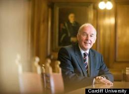 Dr David Grant Vicechancellor Cardiff University