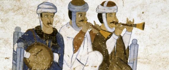 MUSLIM MUSIC HISTORY