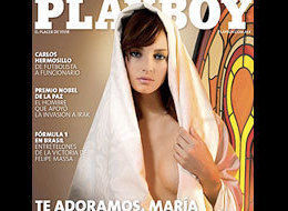 Virgin Mary Playboy