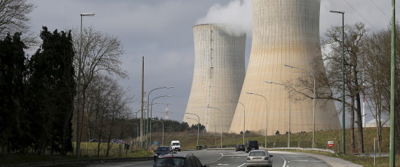 NUCLEAR POWER STATION TIHANGE