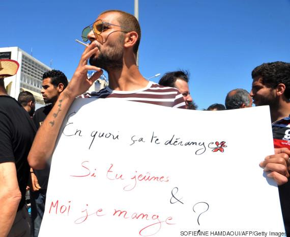 tunisia eating ramadan