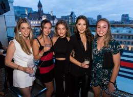 Styles de soirée: le party Williams Martini Racing à l'hôtel William Gray