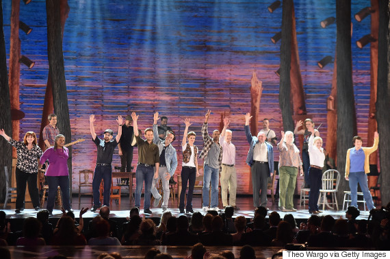 come from away tonys