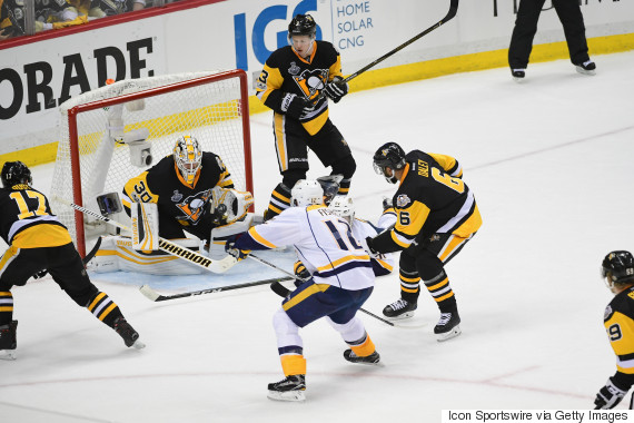 Penguins end Predators magical postseason run