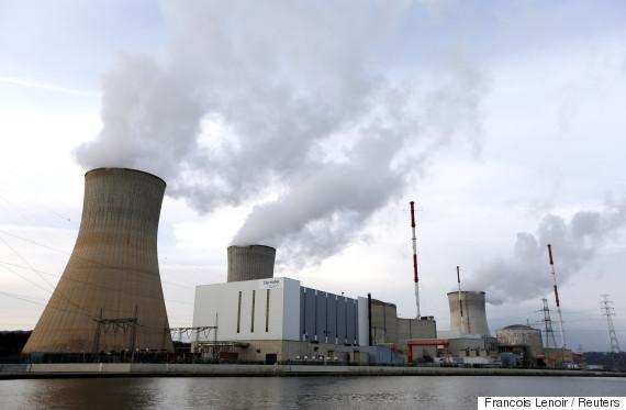 tihange nuclear