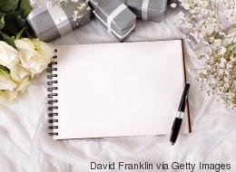 Hochzeitssprüche fürs Gästebuch: Ob kurz oder lang – so gelingt's