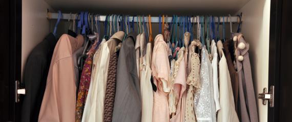 5 نصائح عند تنظيف خزانة ملابسك تتركها مرتبةً لأطول فترة