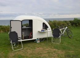 Wenn ihr diesen Mini-Camper seht, wollt ihr nie wieder anders Urlaub machen