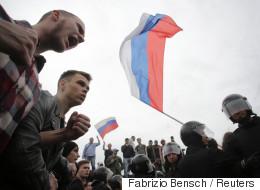 Russie: près de 1000 arrestations lors des manifestations anticorruption
